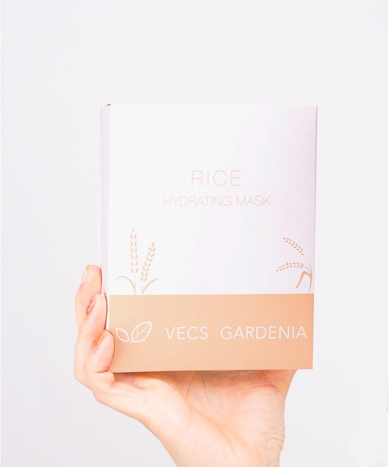 稻米保濕面膜 6片裝